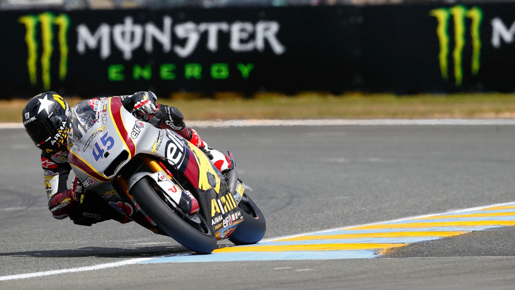 Scott Redding, Marc VDS Racing Team, Le Mans FP2