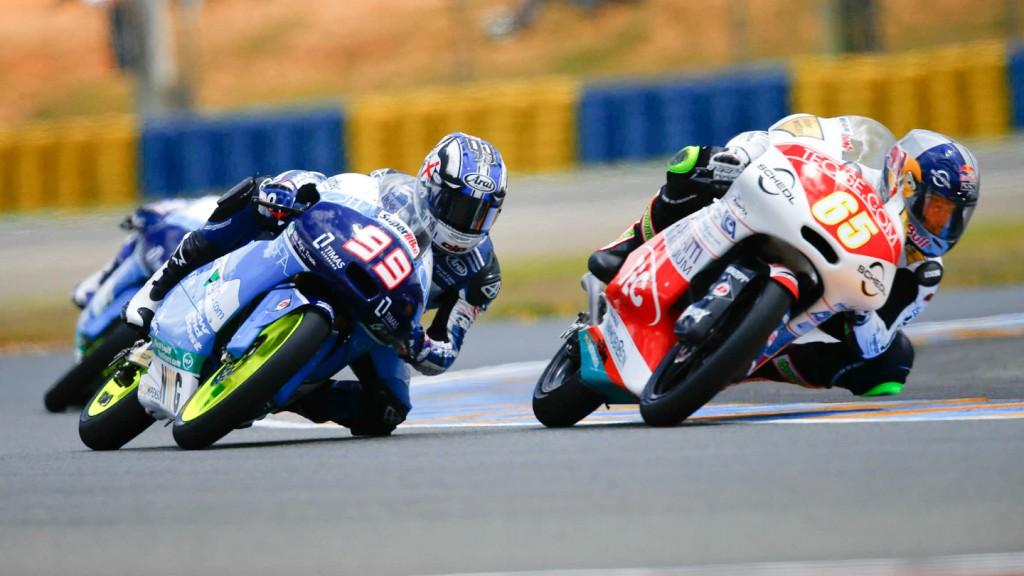 Moto3, Le Mans FP2