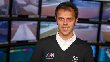 Loris Capirossi, MotoGP´s Safety Advisor
