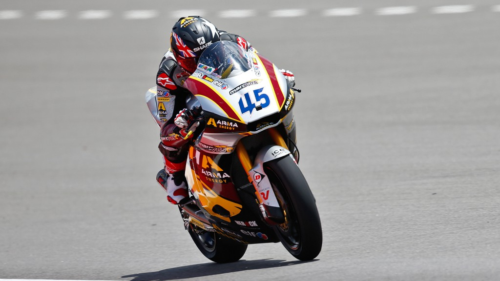 Scott Redding, Marc VDS Racing Team