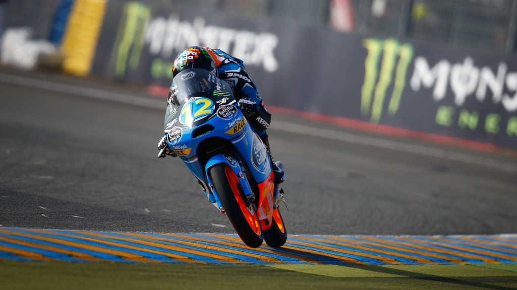 Alex Marquez, Estrella Galicia 0,0, Le Mans QP