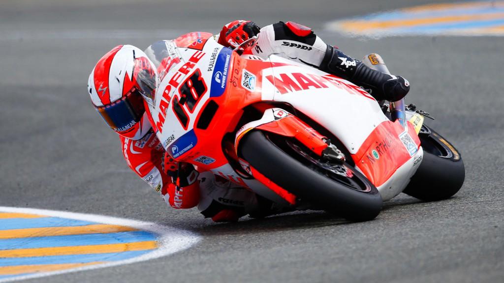 Nico Terol, Mapfre Aspar Team Moto2, Le Mans FP3