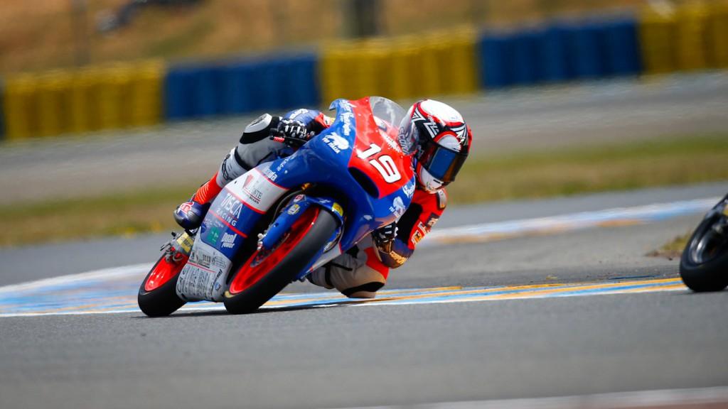 Alessandro Tonucci, La Fonte Tascaracing, Le Mans QP