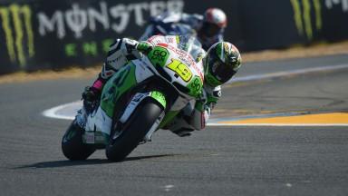 Alvaro Bautista, GO&FUN Honda Gresini, Le Mans Q2