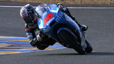Le Mans 2013 - Moto3 - QP - Highlights