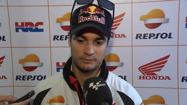 Pedrosa explains how qualifying crash happened