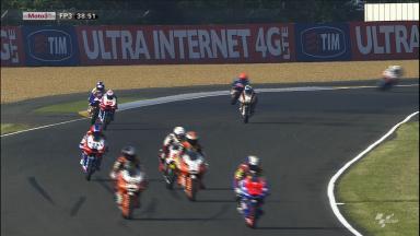 Le Mans 2013 - Moto3 - FP3 - Full