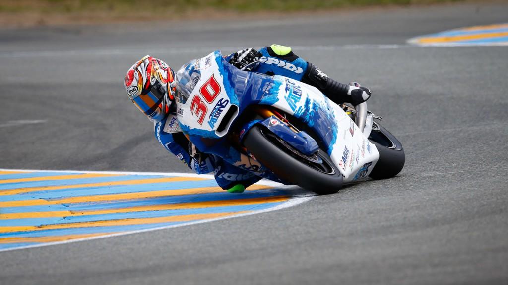 Takaaki Nakagami, Italtrans Racing Team, Le Mans QP