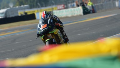 Bradley Smith, Monster Yamaha Tech 3, Le Mans Q2