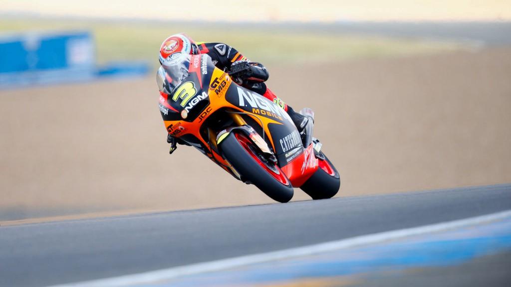Simone Corsi, NGM Mobile Racing, Le Mans QP