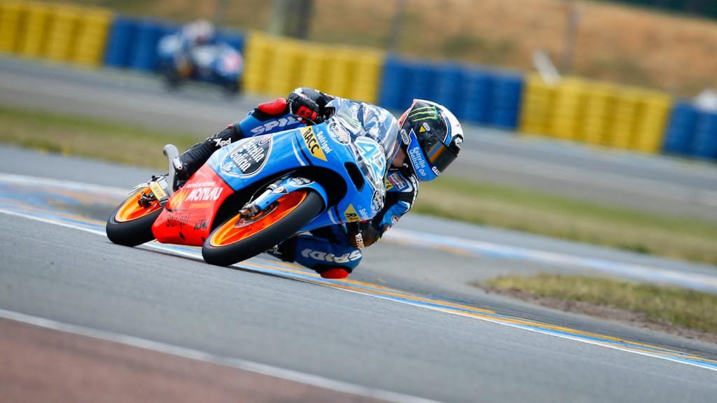 Alex Rins, Estrella Galicia 0,0, Le Mans QP