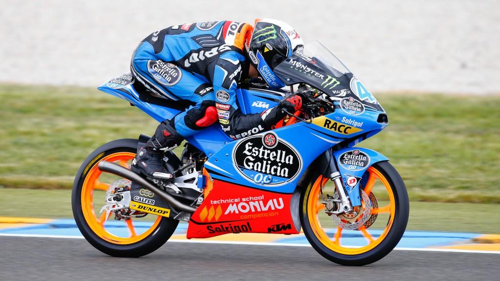 Alex Rins, Estrella Galicia 0,0, Le Mans FP3