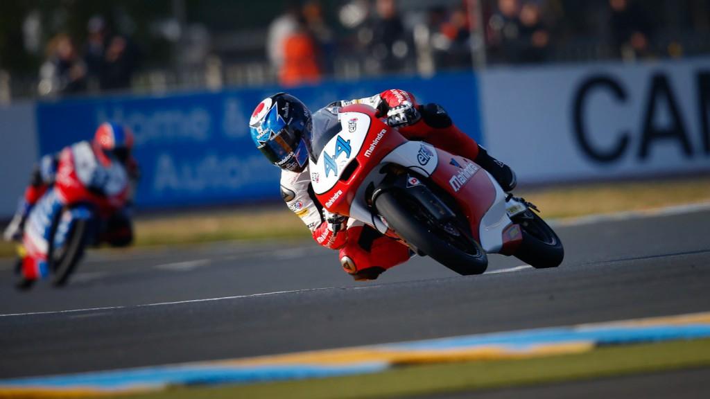 Miguel Oliveira, Mahindra Racing, Le Mans