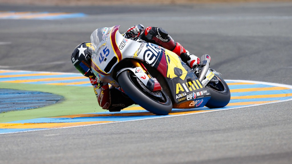 Scott Redding, Marc VDS Racing Team, Le Mans FP3