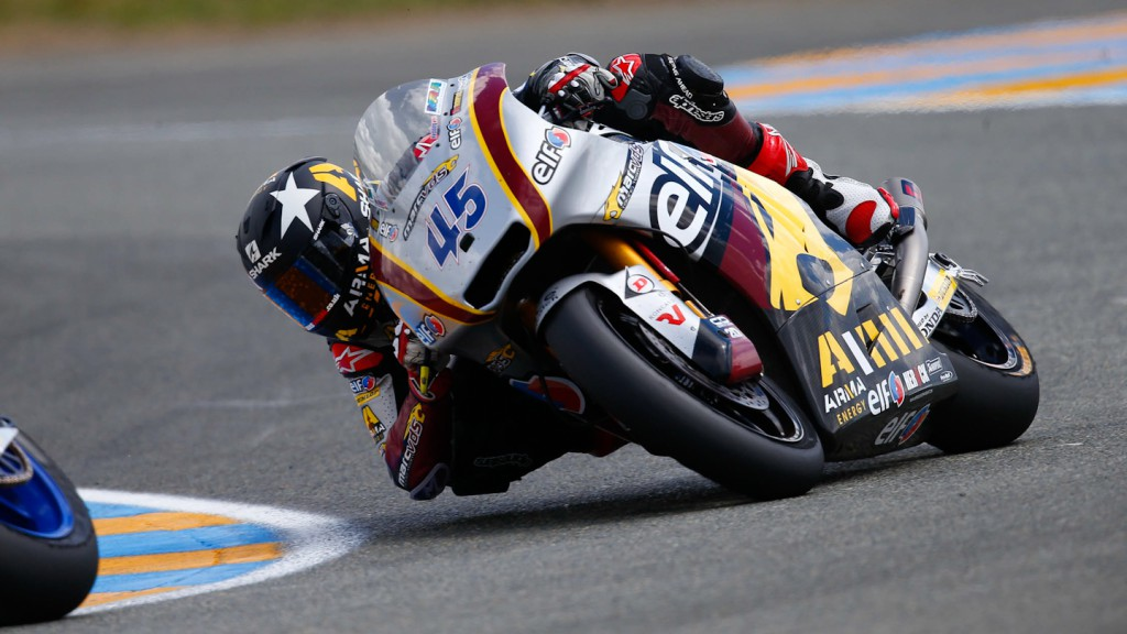 Scott Redding, Marc VDS Racing Team, Le Mans QP