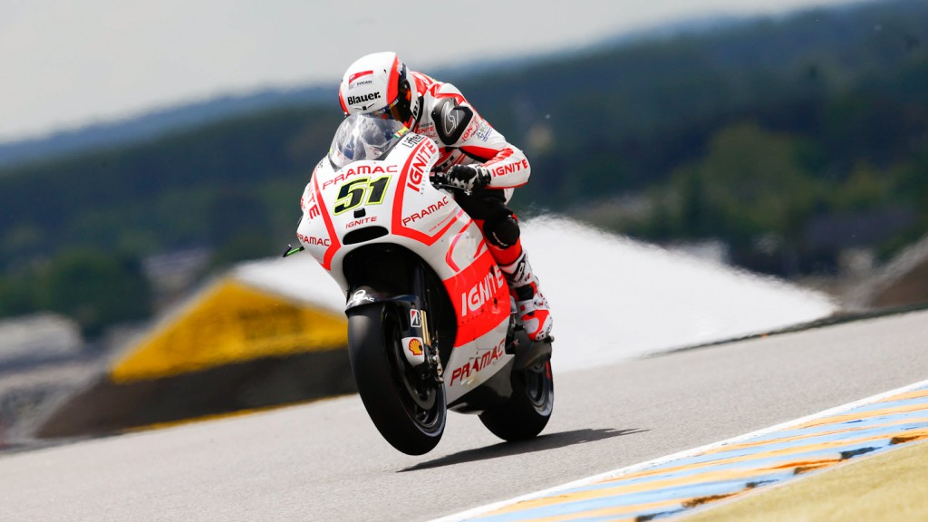 Michele Pirro, Pramac Racing Team, Le Mans FP4