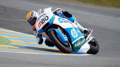 Esteve Rabat, Tuenti HP 40, Le Mans FP3