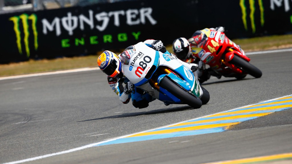 Esteve Rabat, Tuenti HP 40, Le Mans QP