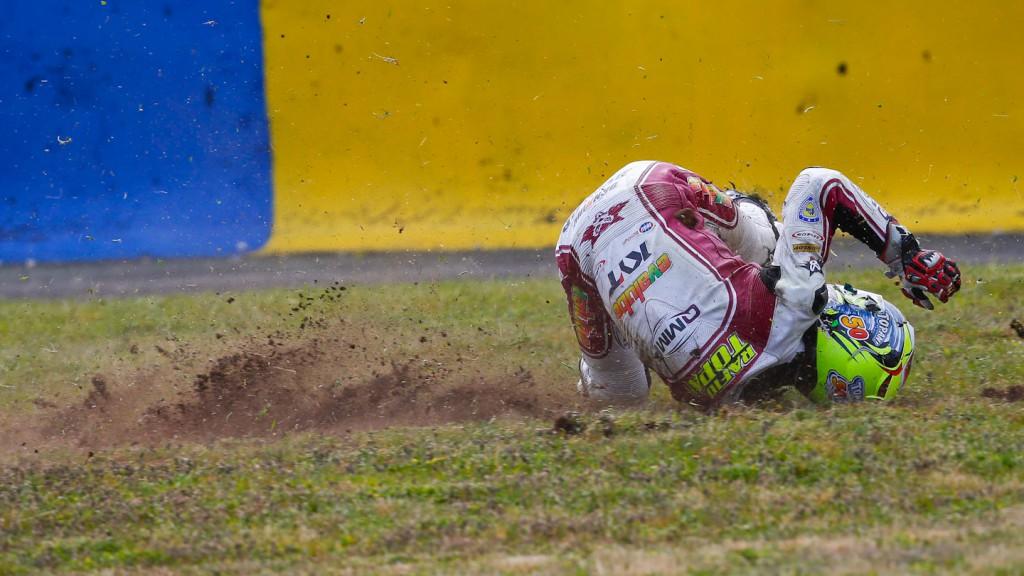 Rafid Topan Sucipto, QMMF Racing Team, Le Mans FP3