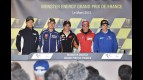 Monster Energy Grand Prix de France QP Press Conference