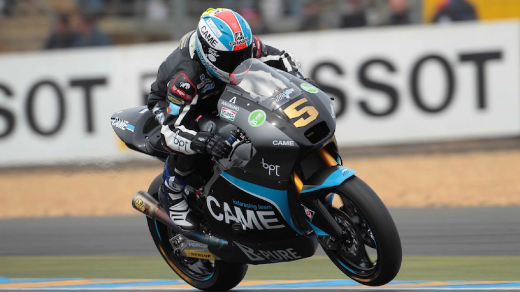 Johann Zarco, Came IodaRacing Project, Le Mans QP