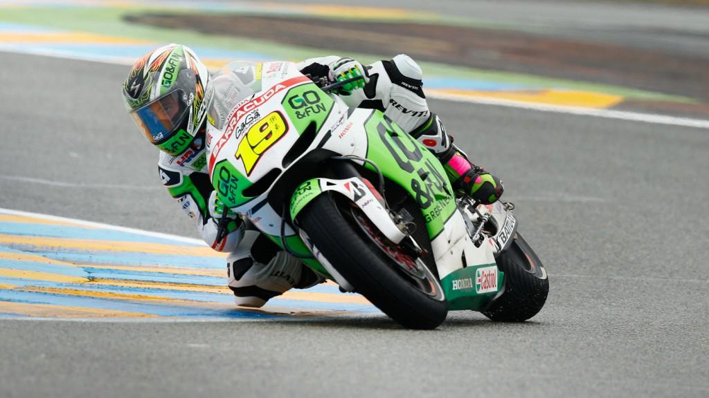 Alvaro Bautista, GO&FUN Honda Gresini, Le Mans RAC