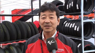 Bridgestone's Yamada digests French Grand Prix
