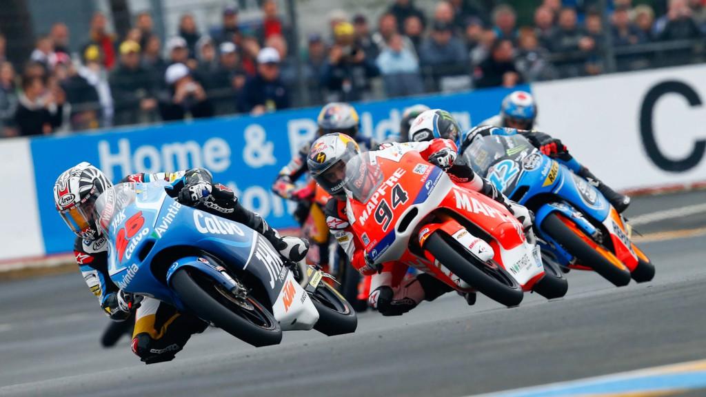 Moto3 Le Mans RAC