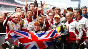 Redding, Kallio, MArc VDS Racing Team, Le Mans RAC