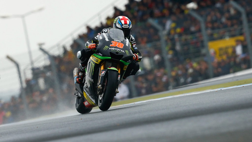 Bradley Smith, Monster Yamaha Tech 3, Le Mans RAC