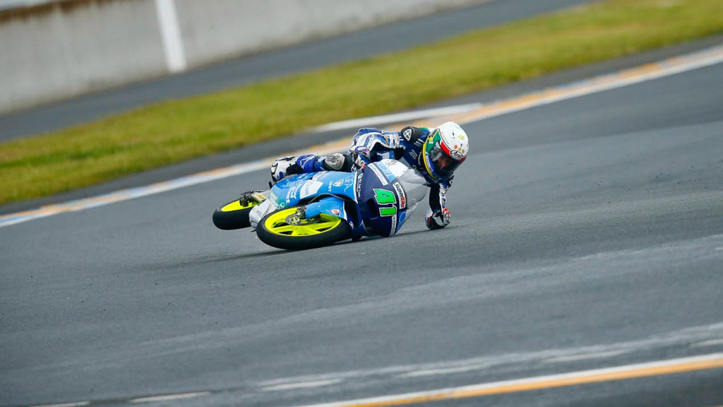 Brad Binder, Ambrogio Racing, Le Mans WUP