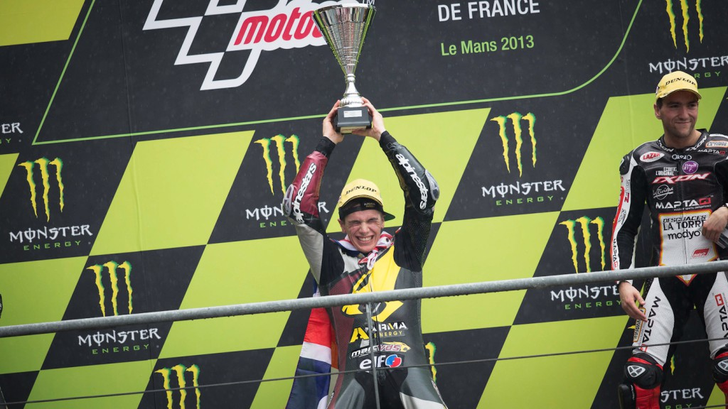 Scott Redding, Marc VDS Racing Team, Le Mans RAC