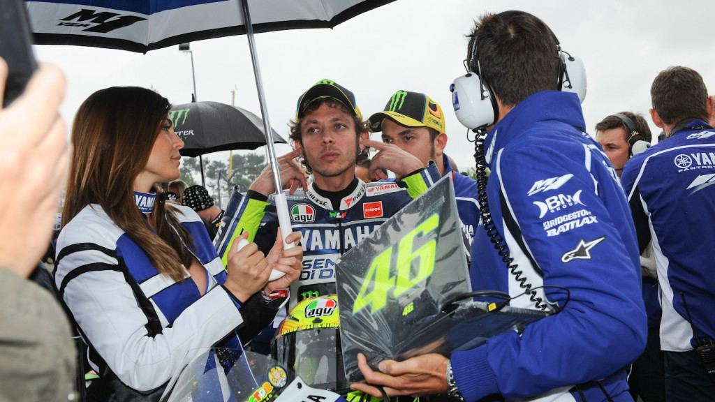 Valentino Rossi, Yamaha Factory Racing, Le Mans RAC