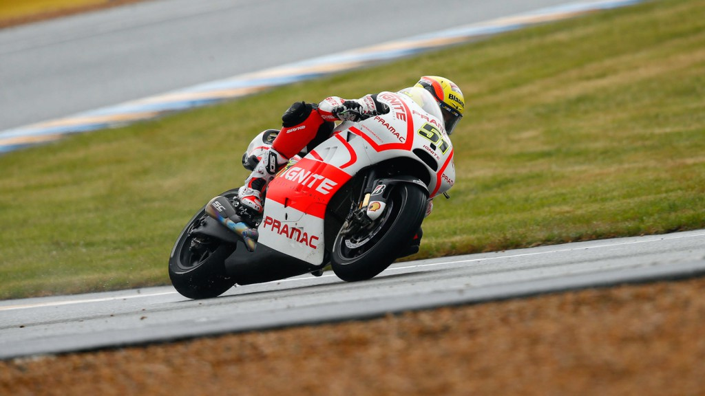 Michele Pirro, Pramac Racing Team, Le Mans RAC