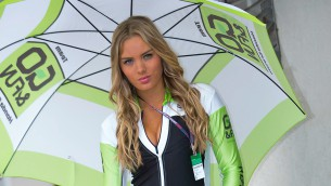 Paddock Girl Monster Energy GP de France
