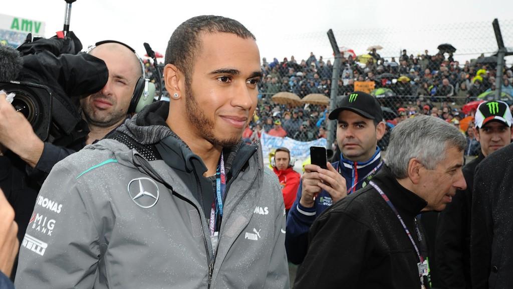 Lewis Hamilton, Le MansLewis Hamilton, 2008 F1 World Champion, Le Mans