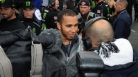 Lewis Hamilton, 2008 F1 World Champion, Le Mans