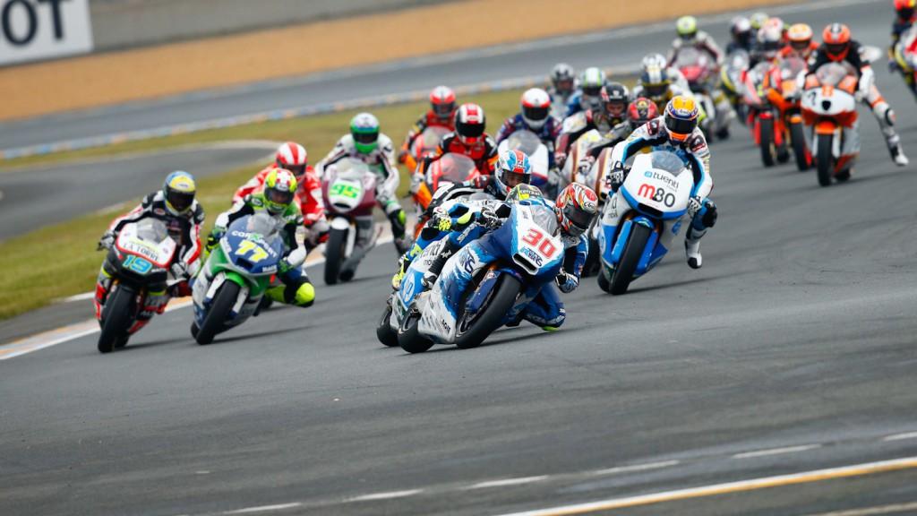 Moto2, Le Mans RAC