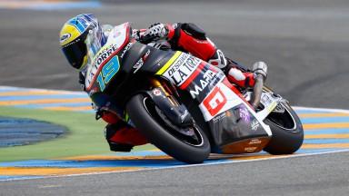 Xavier Simeon, Desguaces La Torre Maptaq, Le Mans