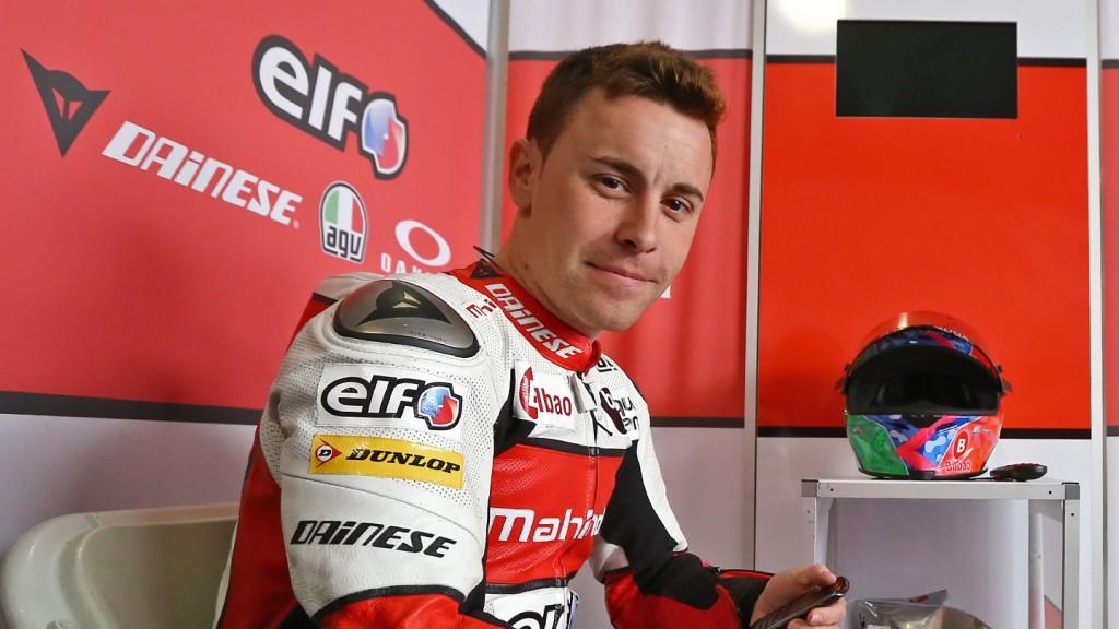 Efren Vazquez, Mahindra Racing