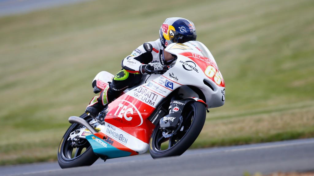 Ohillip Oettl, Tec Interwetten Moto3 Racing, Le Mans