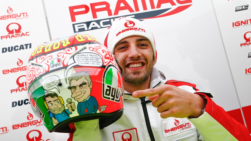Andrea Iannone, Pramac Racing Team, Mugello