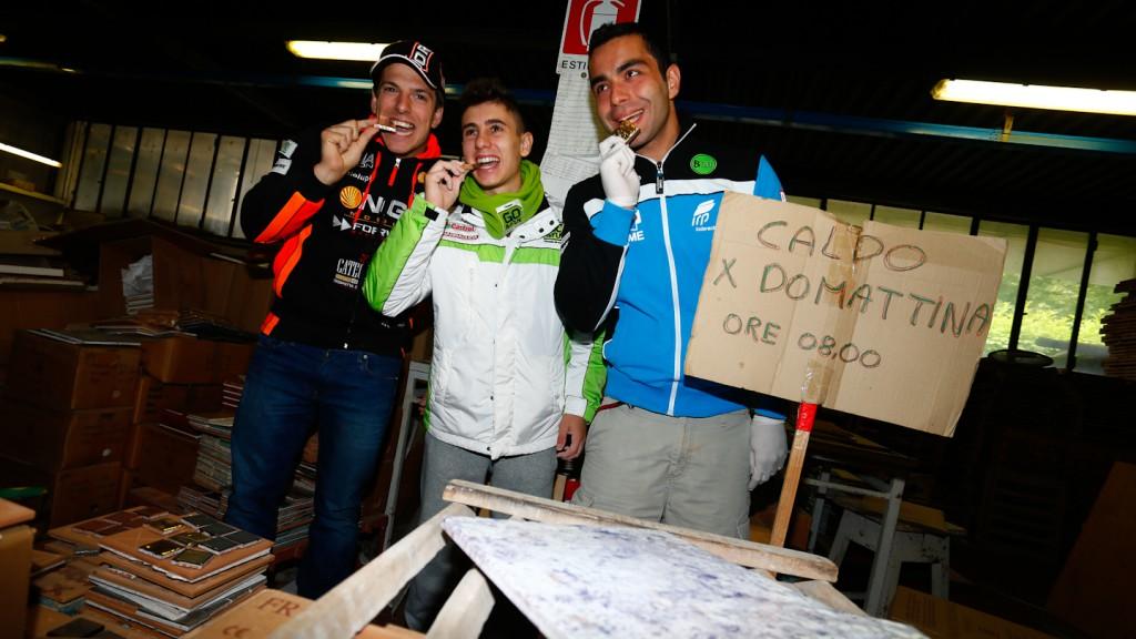 Gran Premio D´Italia TIM Pre Event, Borgo San Lorenzo