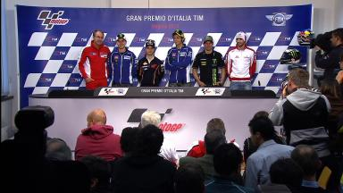 2013 Gran Premio d'Italia TIM Pre-event Press Conference