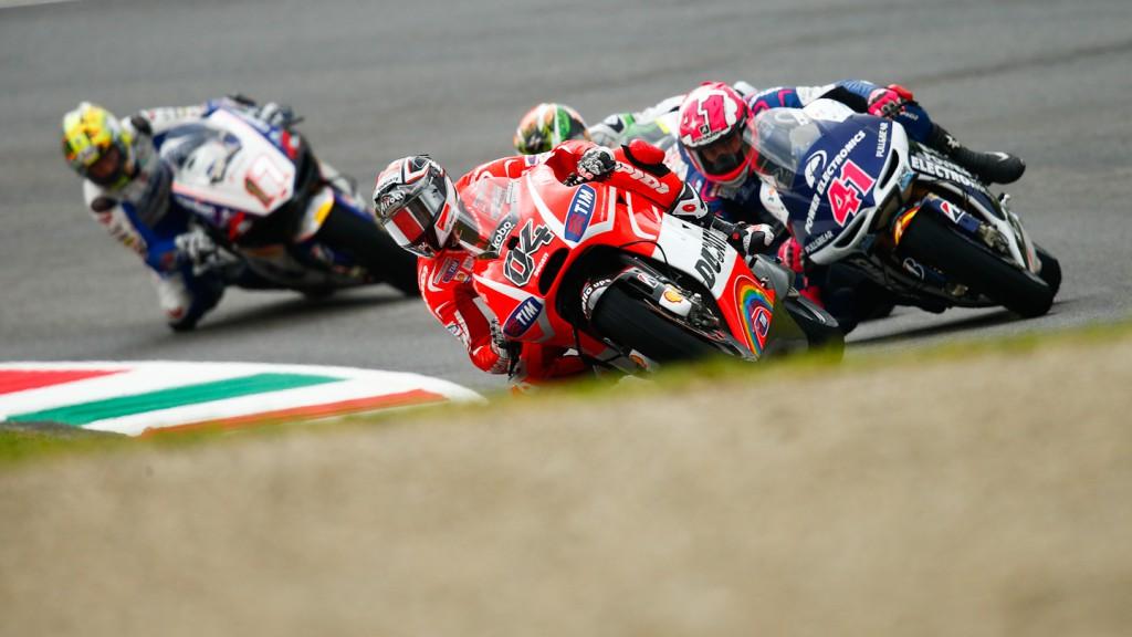 Andrea Dovizioso, Ducati Team, Mugello FP2