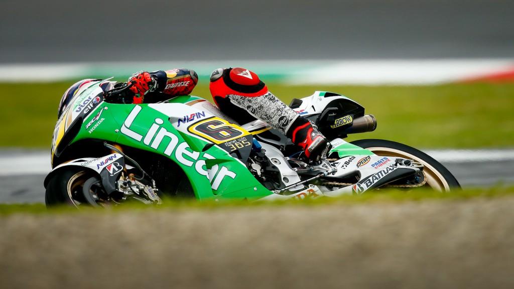 Stefan Bradl, LCR Honda MotoGP, Mugello FP2
