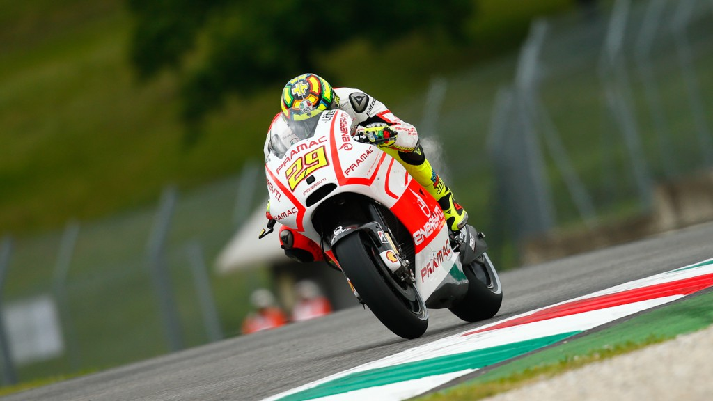 Andrea Iannone, Pramac Racing Team, Mugello FP2