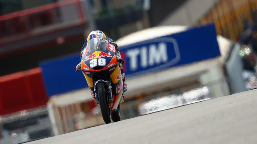 Luis Salom, Red Bull KTM Ajo, Mugello FP2