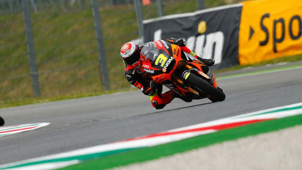 Simone Corsi, NGM Mobile Racing, Mugello FP2