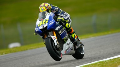 Valentino Rossi, Yamaha Factory Racing, Mugello FP2